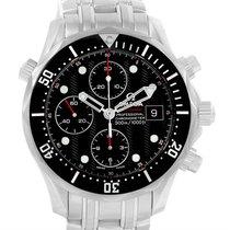 Omega Seamaster Bond Chronograph Watch 213.30.42.40.01.001 Box...
