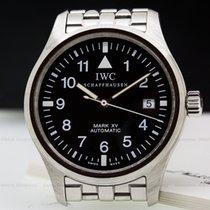 IWC IW325504 Mark XVI Black Dial SS / SS (24827)