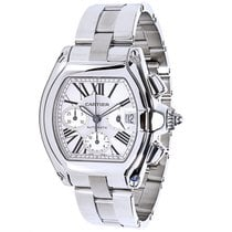 Cartier Roadster W62019X6 Men's Chronograph Watch in...