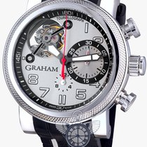 Graham Tourbillograph Trackmaster Chromium