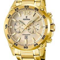 Festina F16806/1 Herren Sport Chronograph 47mm 10ATM