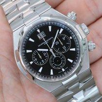 Vacheron Constantin Overseas Chronograph Black 49150/b01a-9097