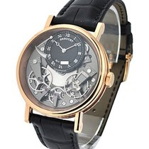 Breguet 7057BR/G9/9W6 Tradition with Power Reserve in Rose...