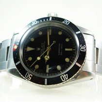 Rolex Submariner 6538 BIG CROWN 1958 TOP