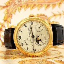 Patek Philippe Complications 18k Gold Reserve Moonphase 5054 J...