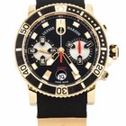 Ulysse Nardin Marine Diver Chronograph Ref. 8006-102-3A/92 -...