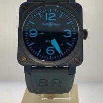 Bell & Ross BR03-92 Blue Ceramic