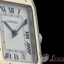 Cartier Panthere Modell Midsize Stahl/Gold Quatz | 36x27mm