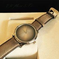 H.Moser & Cie. Endeavour Concept Watch Fumé grey white...