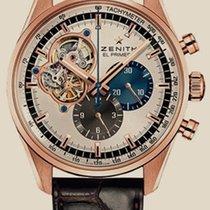 真力时 (Zenith) El Primero Chronomaster 1969