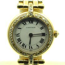 Cartier Panthere Vendome Gold and Diamonds