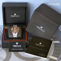 TAG Heuer CARRERA Cal.16 Chrono automatic DATE BROWN Dial -...