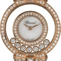 Chopard - HAPPY DIAMONDS ROSE GOLD