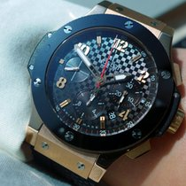 Hublot Big Bang Evolution Rose Gold and Ceramic - 301.PB.131.RX