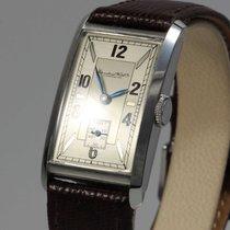 IWC bildschöne seltene ART DECO Uhr von 1938, Kal. 87