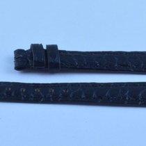 Omega Kroko Leder Armband 14mm Für Dornschliesse 10mm Neu