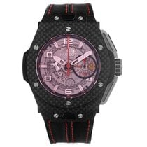Hublot Big Bang Ferrari Carbon Red Magic 45mm 401.QX.0123.VR