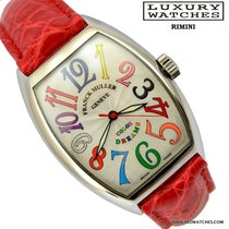 Franck Muller Curvex 7851 SC Collection Color Dreams Full Set...