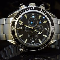 Omega 2008 Planet Ocean Chronograph, 2210.50.00, Box & Papers