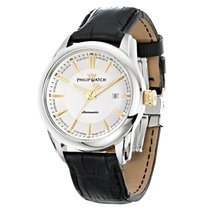 Philip Watch Herrenuhr Seahorse Automatik R8221196001