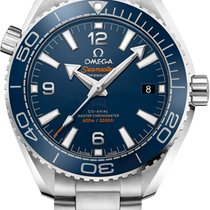 Omega Planet Ocean Co-axial Master Chronometer  39.5 mm