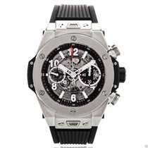 Hublot Big Bang UNICO 45mm 411.nx.1170.rx Titanium Complete NEW