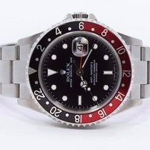 Rolex Gmt Master II 16710 A Red/black Coke Oyster Collector...