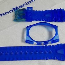 Technomarine BLU  Rubber Strap with Case Cover 45mm Cruise...