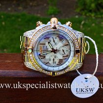 Breitling Chronomat – Steel & 18ct Rose Gold – CB0110 –...