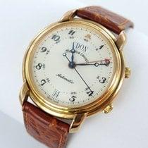 Maurice Lacroix Masterpiece Automatik Herren Uhr Wecker