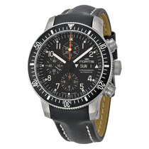 Fortis Cosmonauts Chronograph Automatic Mens Watch 638.10.11 L01