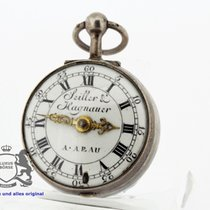 Seiller & Hagnauer Aarau small Spindel Pocket Watch approx...