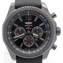 Breitling Bentley Barnato 42 Midnight Carbon Chronograph...