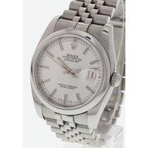 Rolex Men's Rolex Datejust Stainless Steel Watch 116200