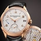 Baume & Mercier CLIFTON 8 DAYS POWER RESERVE LIMITED EDITION