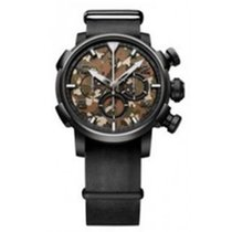 Romain Jerome Limited Edition Nose Art Black 46mm Steel and