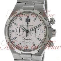 Vacheron Constantin Overseas Chronograph, Silver Dial -...