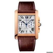 Cartier Tank MC Chronograph Automatic Mens watch W5330005
