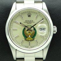 Rolex Date, ref. 15200,  UAE Eagle Emirates Dial