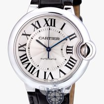 Cartier Ballon Bleu 18K White Gold