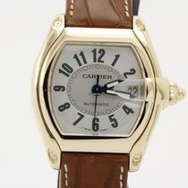 Cartier Roadster in 18K yellow gold 2524 W62005V2 W62003V2