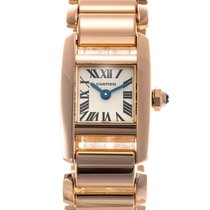 Cartier Watch Tankissime W650018H