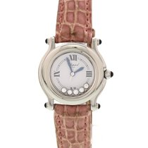 Chopard Ladies Chopard Happy Sport 27/8245-23 Box & Papers