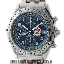 Breitling Chronomat Thunderbird Chronograph Stainless Steel...