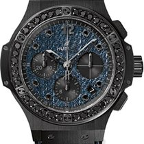 Hublot Jeans Ceramic Black Diamonds 341.CX2740.NR.1200.JEANS