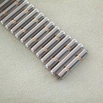 Breitling Stahl - Goldband Rouleauxband 20 mm für z.B....