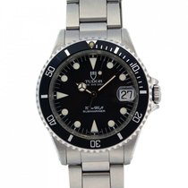 Tudor Submariner Midsize By Rolex 36mm 75090