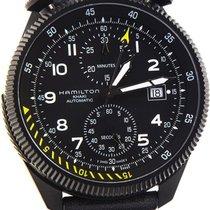 Hamilton Khaki Aviation Takeoff Automatic Chronograph Men'...