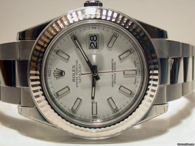 Rolex Datejust II 41mm TRUSTED SELLER