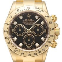 勞力士 (Rolex) Cosmograph Daytona Black dial with diamonds